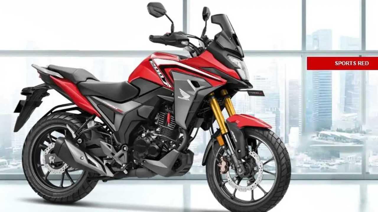 Honda CB200X - Índia