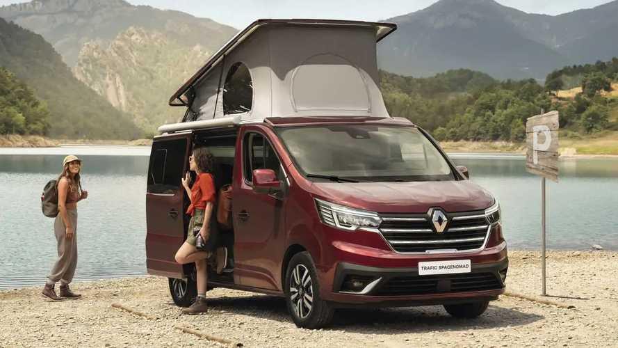 Renault Trafic SpaceNomad: Der California für unter 55.000 Euro?