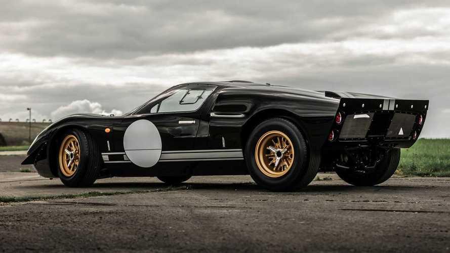 La mitica Ford GT40 diventa elettrica