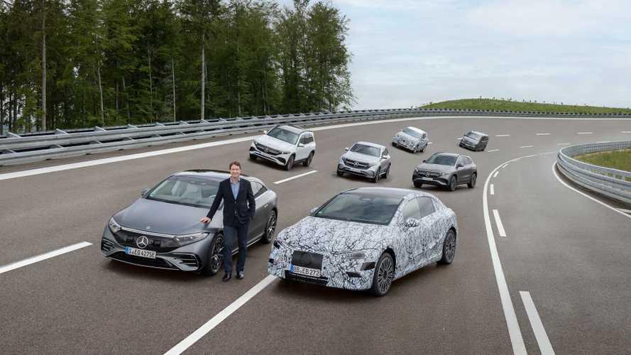 Mercedes will bis 2030 elektrisch werden