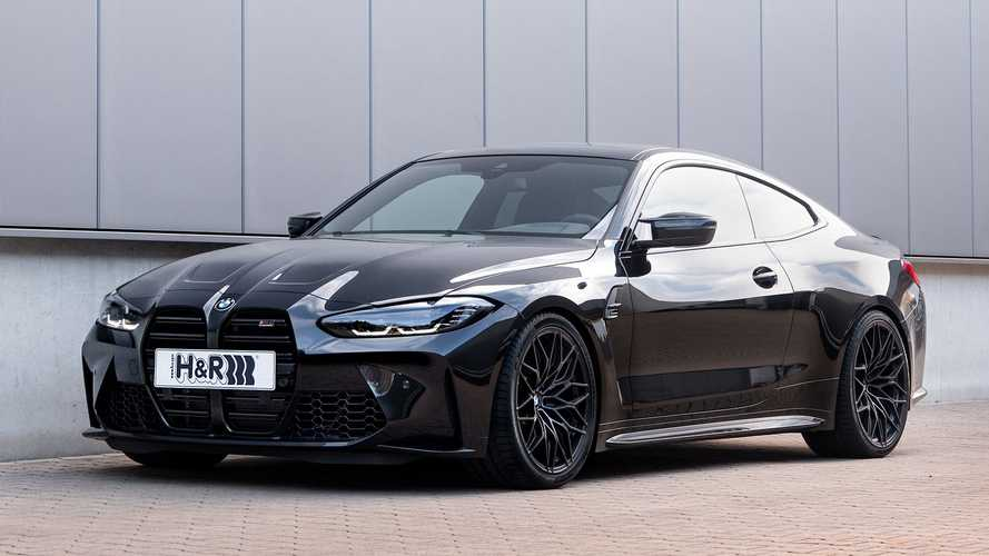 H&R BMW M4 Competition