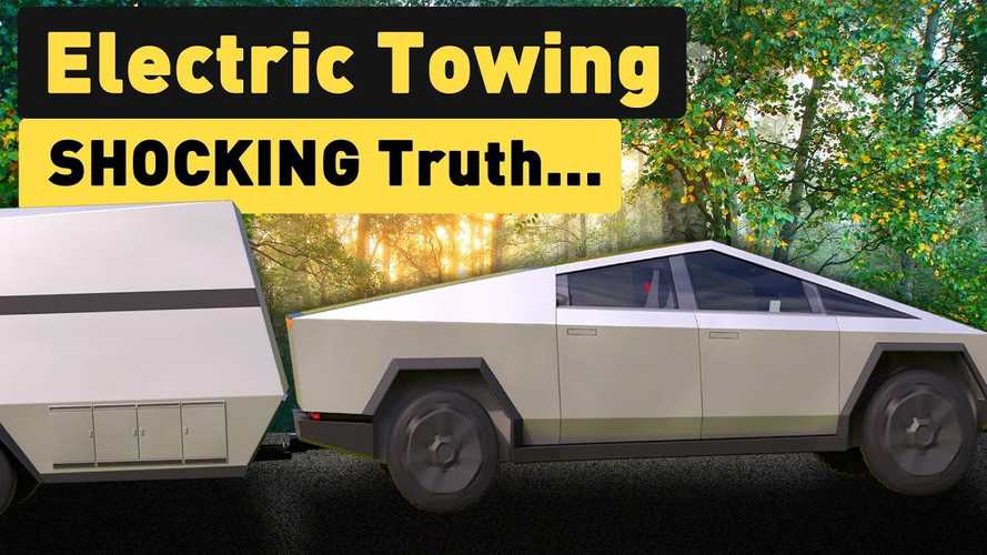 Learn The Truth About EV Range And Towing: How Far Can You Go?