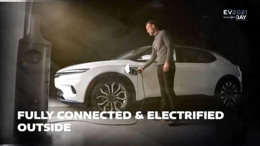 New Chrysler EV Concept Teased, Sends Airflow Vision 2.0 Vibes
