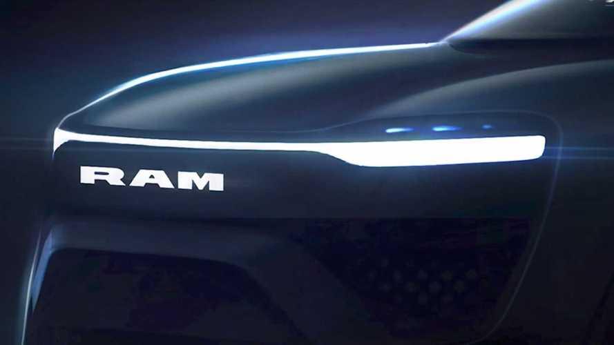 2024 Ram 1500 BEV