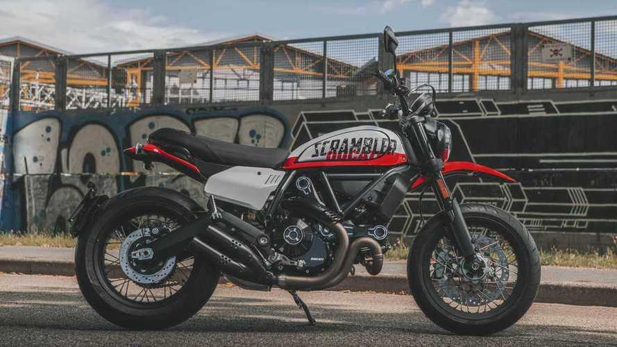 2022 Ducati Scrambler 1100 Tribute Pro and Urban Motard