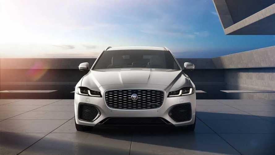 Jaguar XF e XE R-Dynamic Black, stile e connettività migliorate