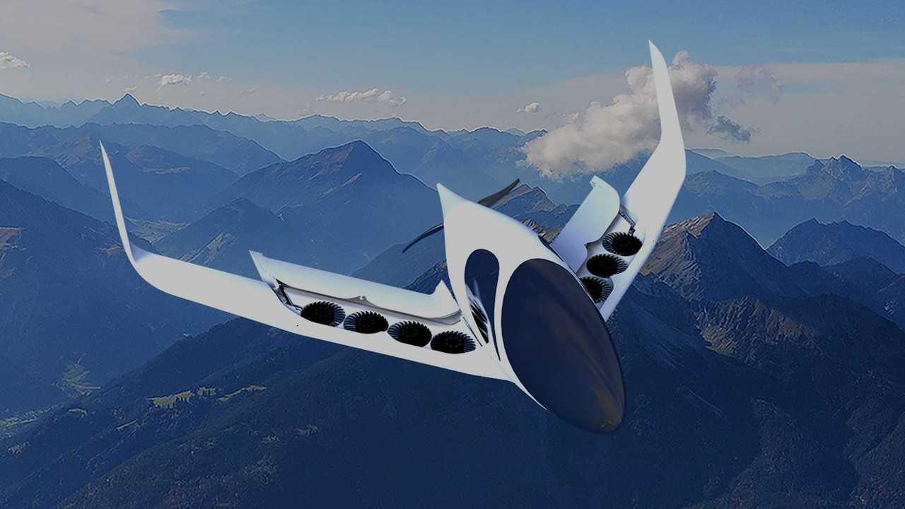 AtlasAero Origin: Ein VTOL-Flugzeug mit seriellem Hybridantrieb