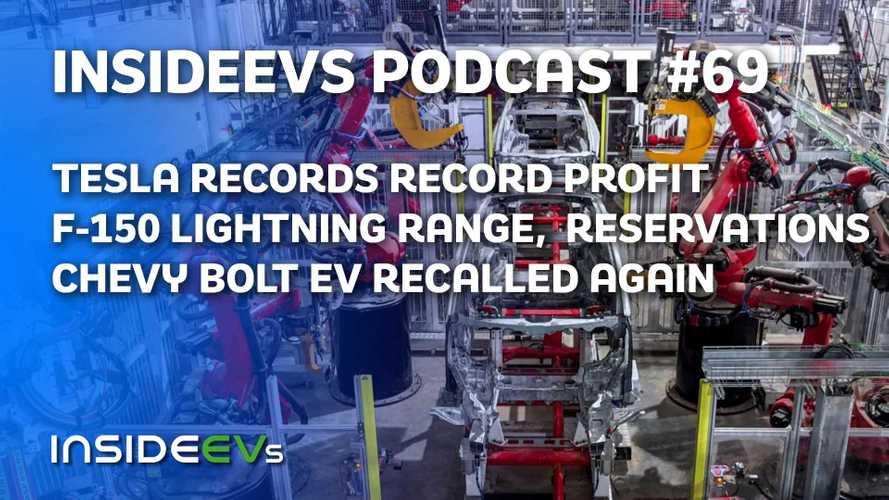 Tesla Record Profits, Ford F-150 Lightning Range and Reservations