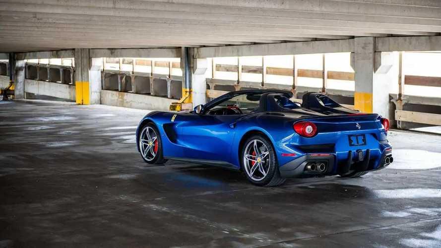 Ferrari F60 asta