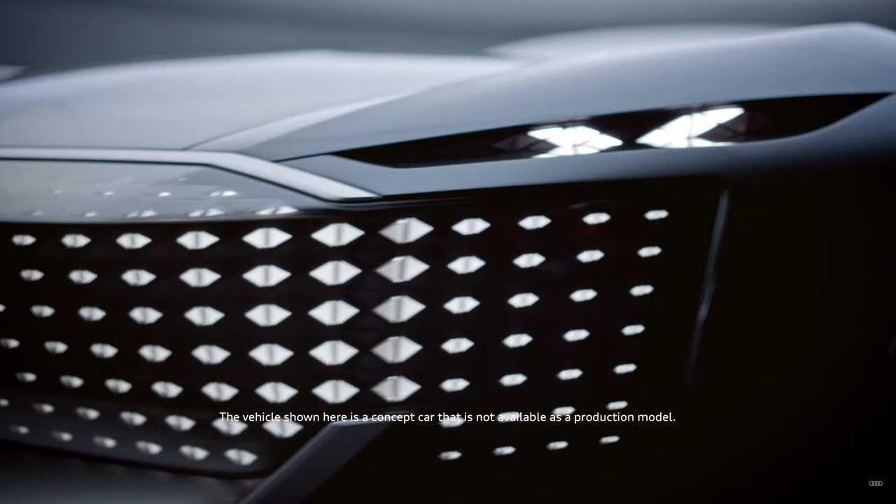Audi Skysphere Concept Teaser Frente