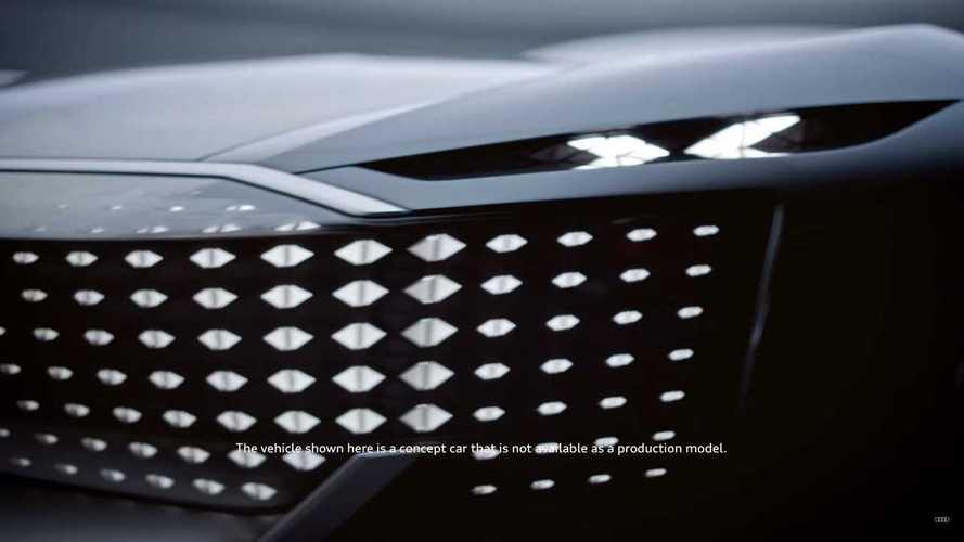 Audi mostra prévia de supercarro autônomo que estreia em agosto