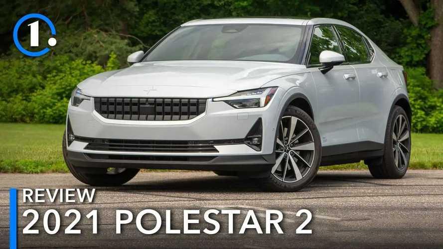 2021 Polestar 2 Review: Improving On Improvement