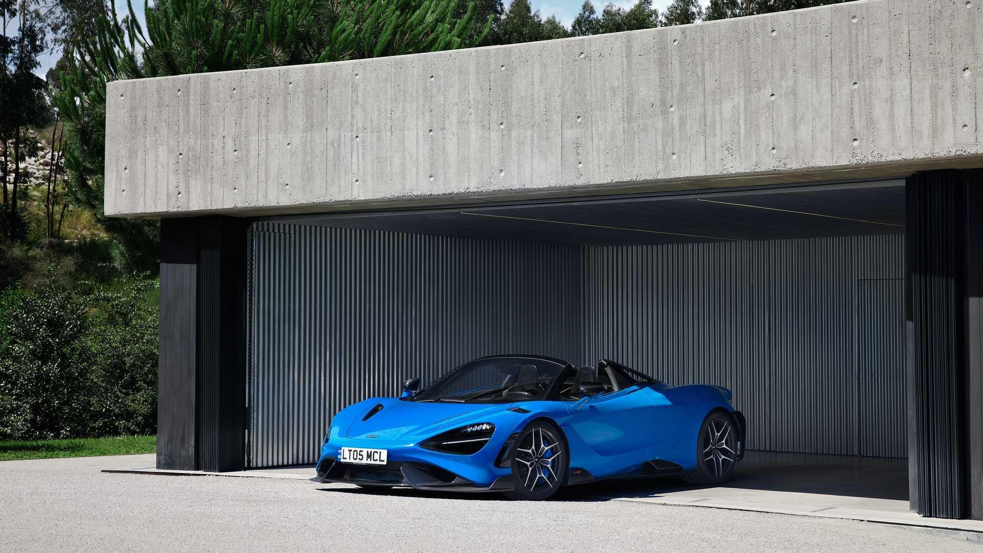 2021 McLaren 765LT Spider