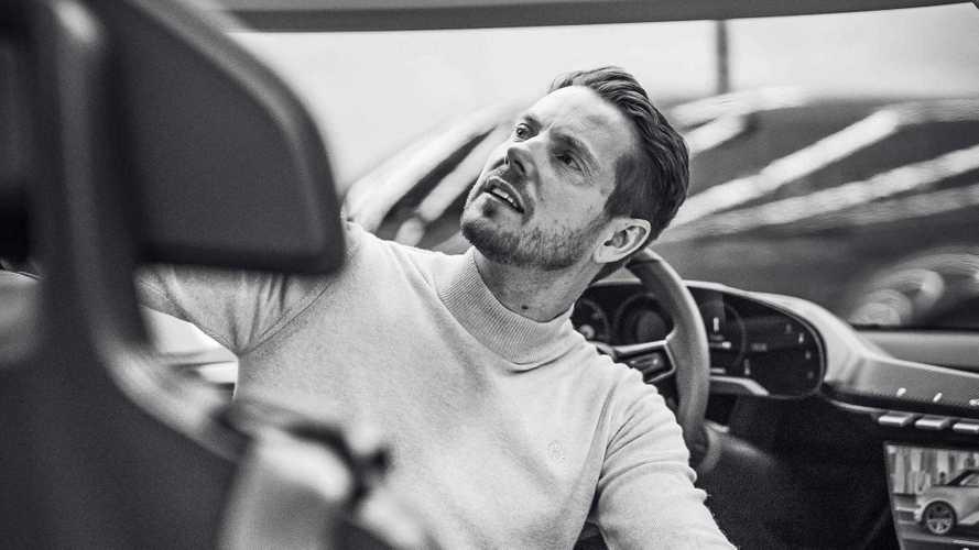 Porsche Vision Renndienst utastér