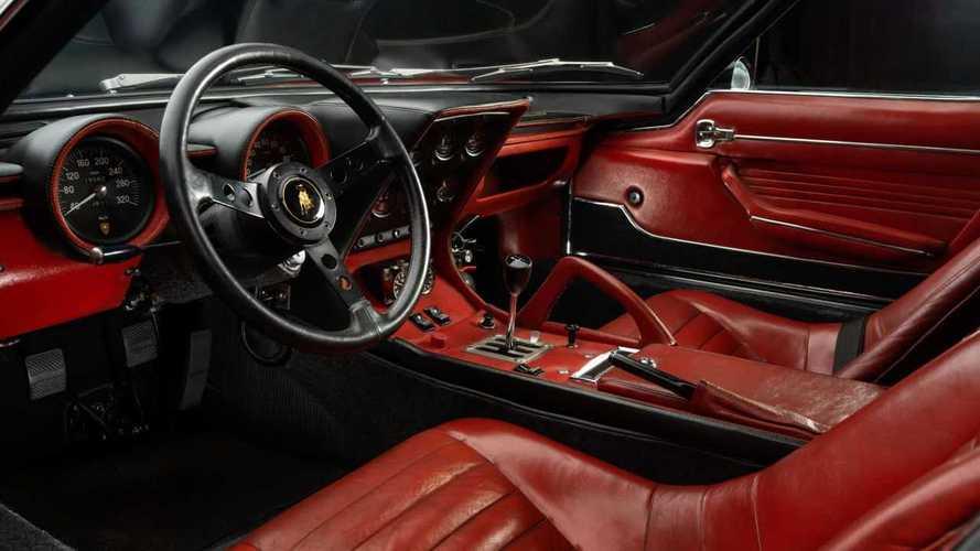 """Ultra-Rare Lamborghini Miura SVJ """"The Corsican"""""""