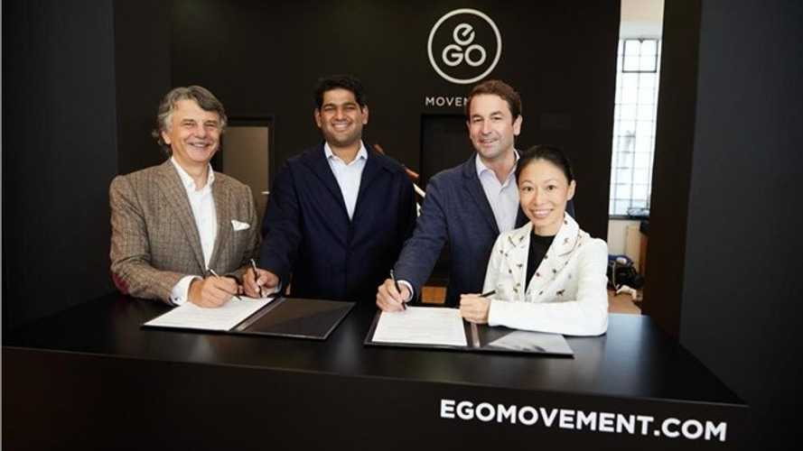 TVS Acquires Swiss Mobility Startup EGO Movement