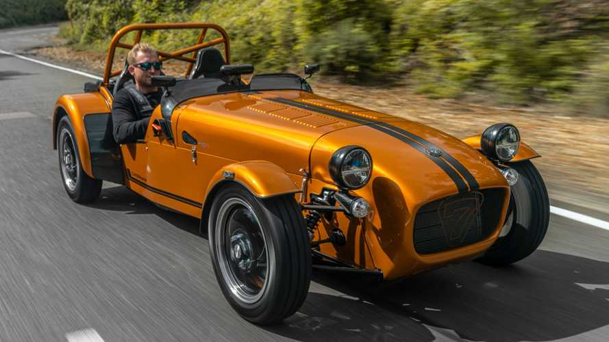 New lightweight Caterham Seven 170 comes with £22,990 price tag