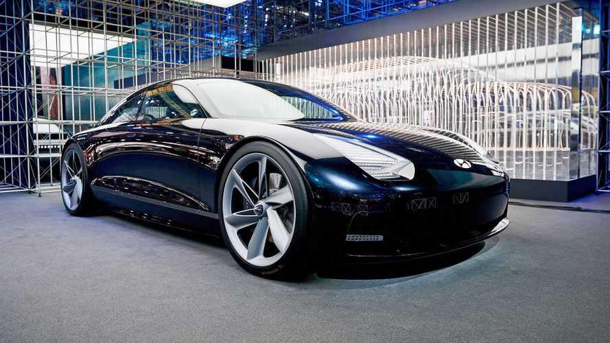 Hyundai sólo venderá coches eléctricos en Europa desde 2035