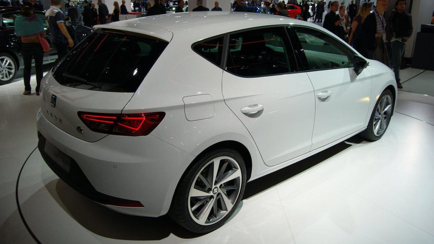 2013 Seat Leon priced from 15,670 pounds (UK)