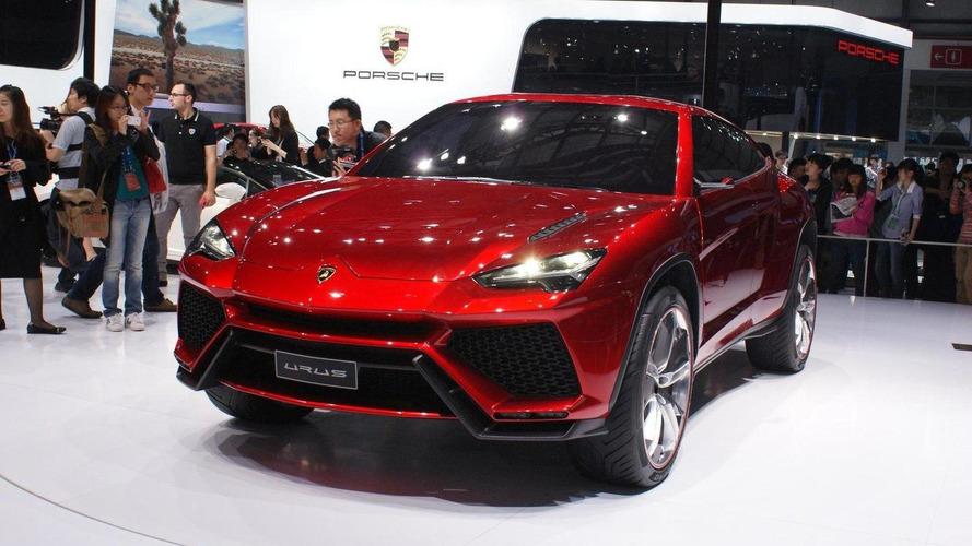 Le futur SUV Lamborghini doublerait les ventes de la marque en 2019