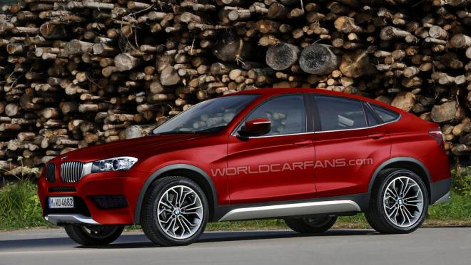 BMW X4 M To Be An M3 On Stilts