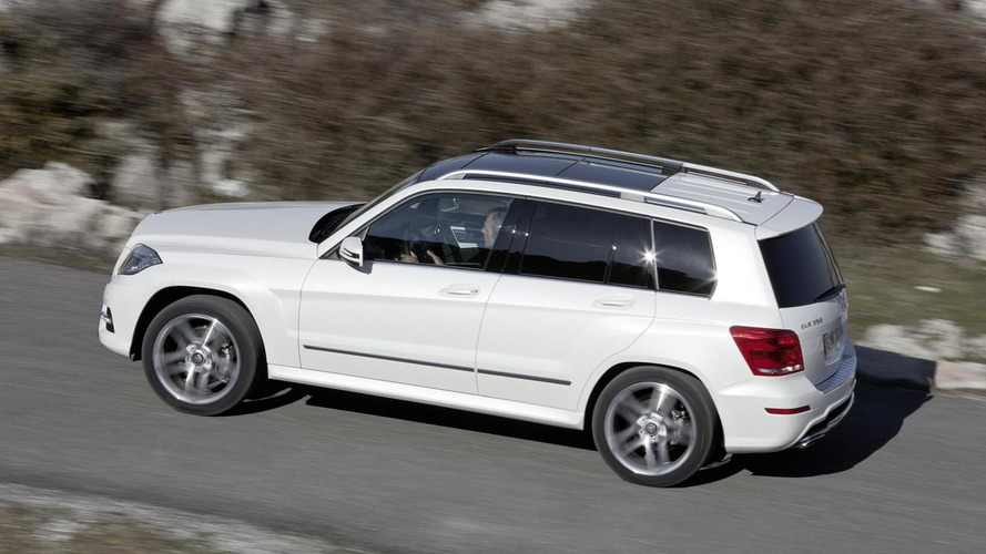 Next-gen Mercedes-Benz GLK probably won't get AMG variant