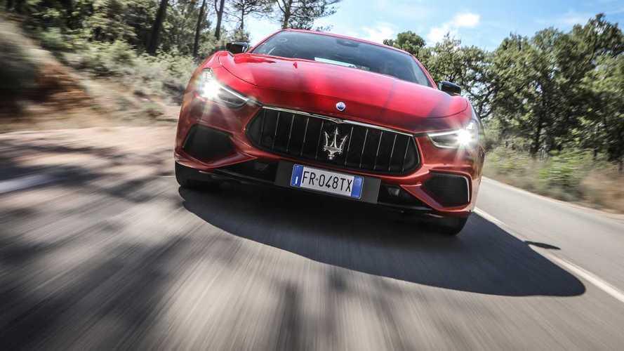 Maserati, il silenzio