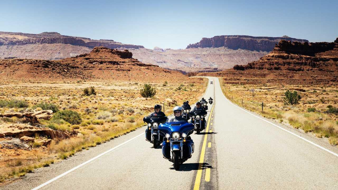 Motorcycle Rental - $79