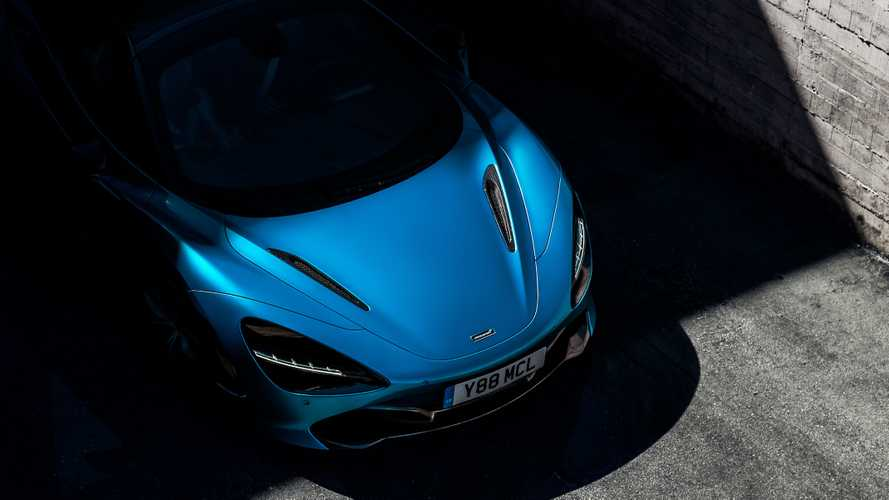 McLaren Teases 720S Spider Ahead Of December 8 Reveal