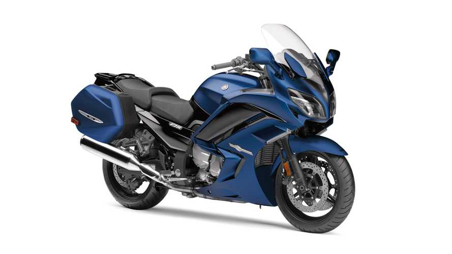 Recall: Yamaha Recommends You Leave Your FJR1300 At Home