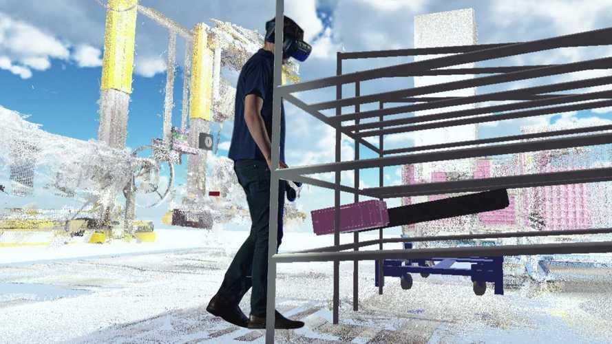 A hatékonyság növelése érdekében a virtuális valóságot is beveti a BMW