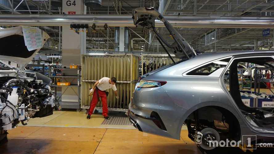 L'industrie automobile génère 13,8 millions d'emplois en Europe