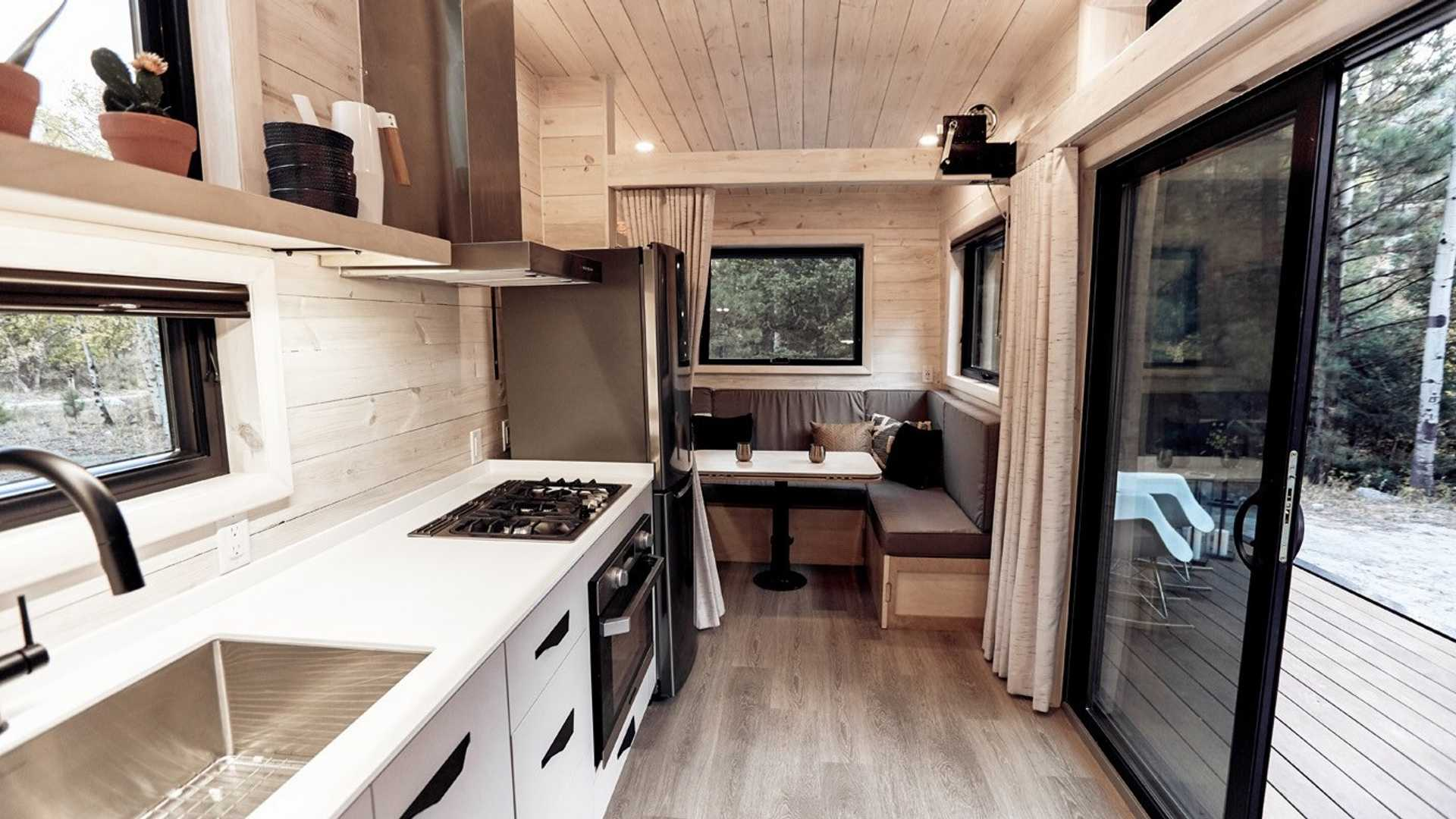 Land Ark Draper Is A Luxury Rv Trailer Like We Ve Never Seen
