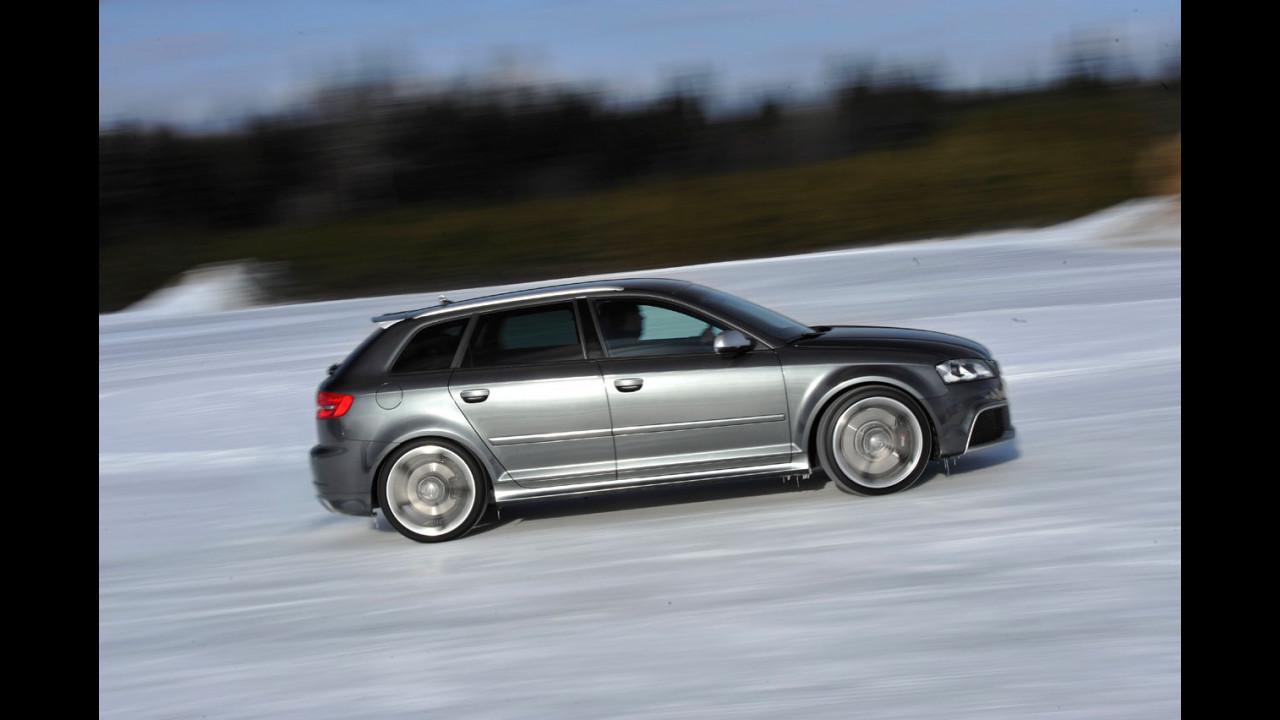 Audi RS3 Sportback - TEST