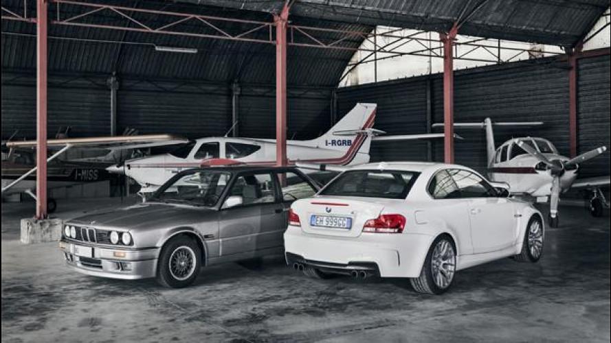 BMW 320is e BMW 1M Coupé:  M-iti bavaresi a confronto
