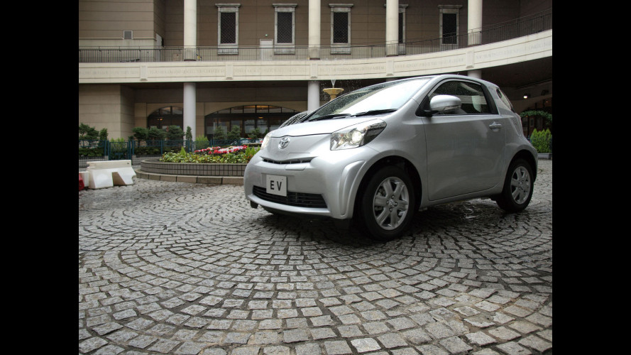 "Toyota lancia il car sharing ""condominiale"""