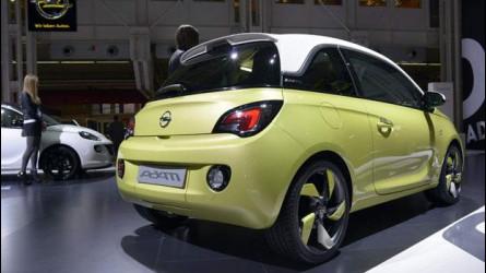 Per il 2013 Opel si aspetta circa 8.000 Adam vendute in Italia