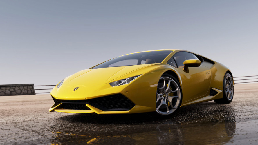 Lamborghini Huracán LP 610-4 protagonista di Forza Horizon 2