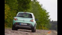 Opel Adam Rocks al Centro Prove di Dudenhofen