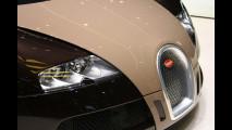 Bugatti Veyron Fbg par Hermès a Ginevra 2008