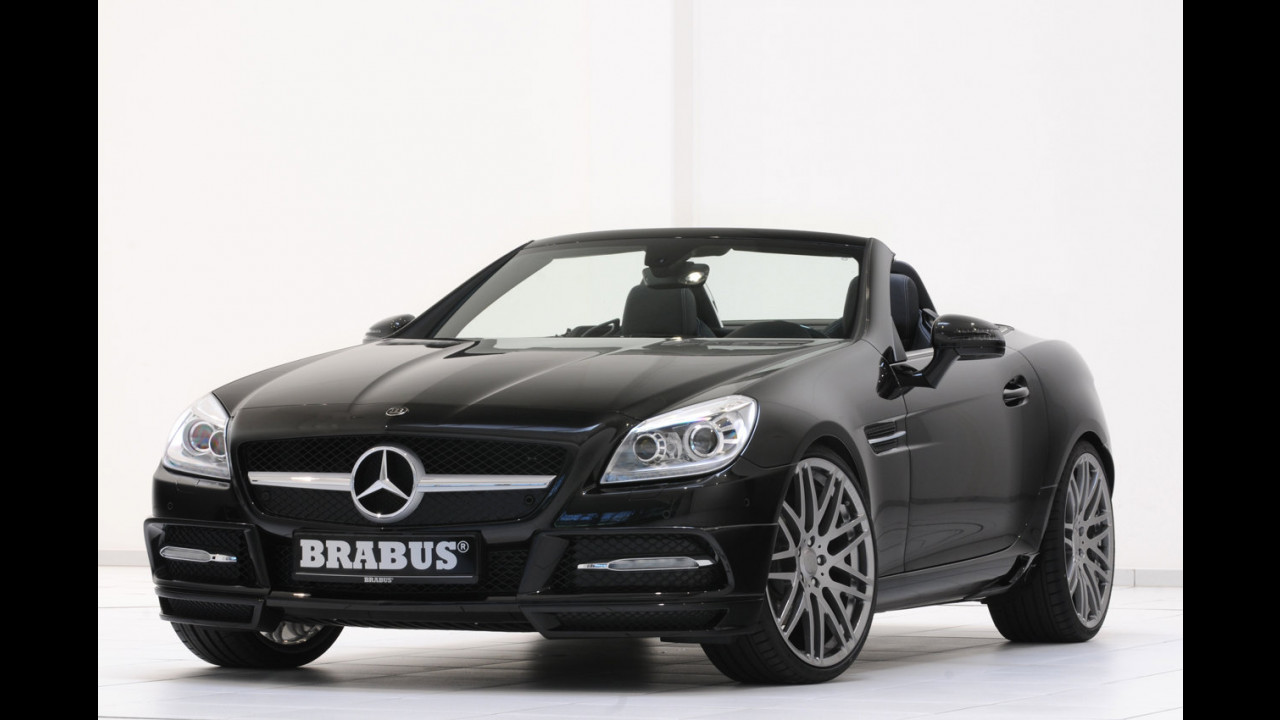 Brabus Mercedes SLK