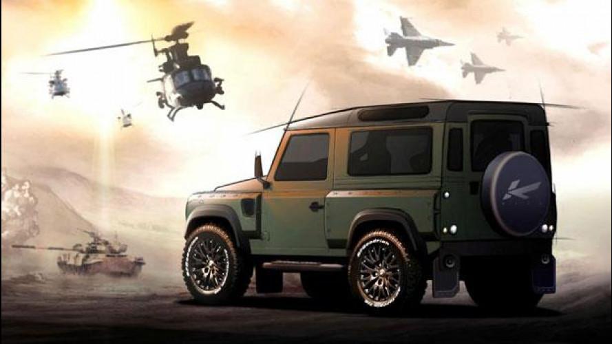 Concept 17 Defender by Kahn Design