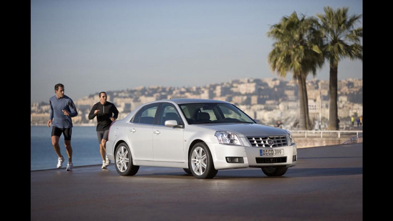 Cadillac BLS Prestige