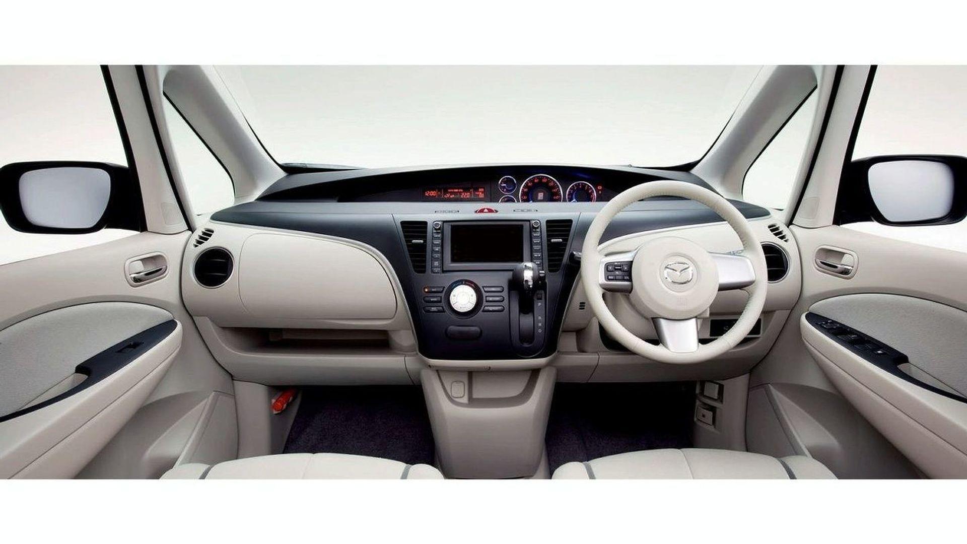 Mazda Biante Production Start Ja