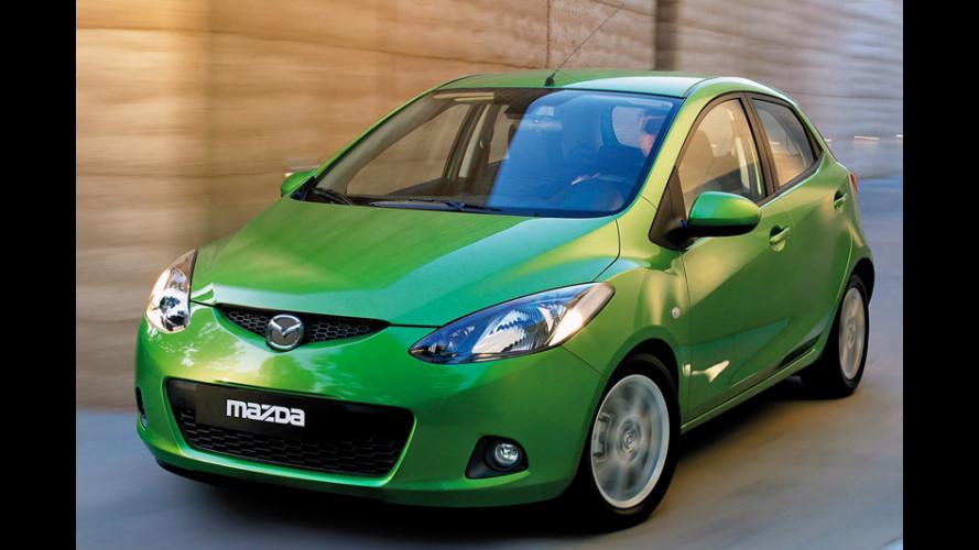 in arrivo la nuova Mazda2