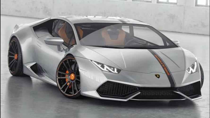 Lamborghini Huracan Lucifero, e voi vendereste l'anima al diavolo?