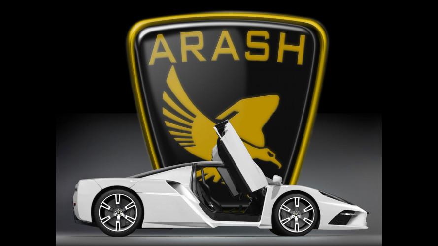 Arash AF10 andrà in produzione nel 2009