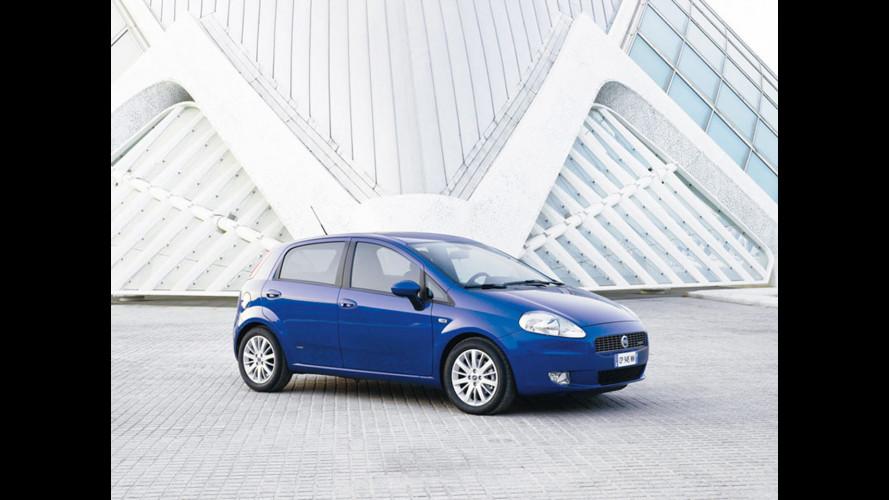 L'auto aziendale a noleggio è Fiat