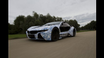 BMW Vision EfficientDynamics: il muletto