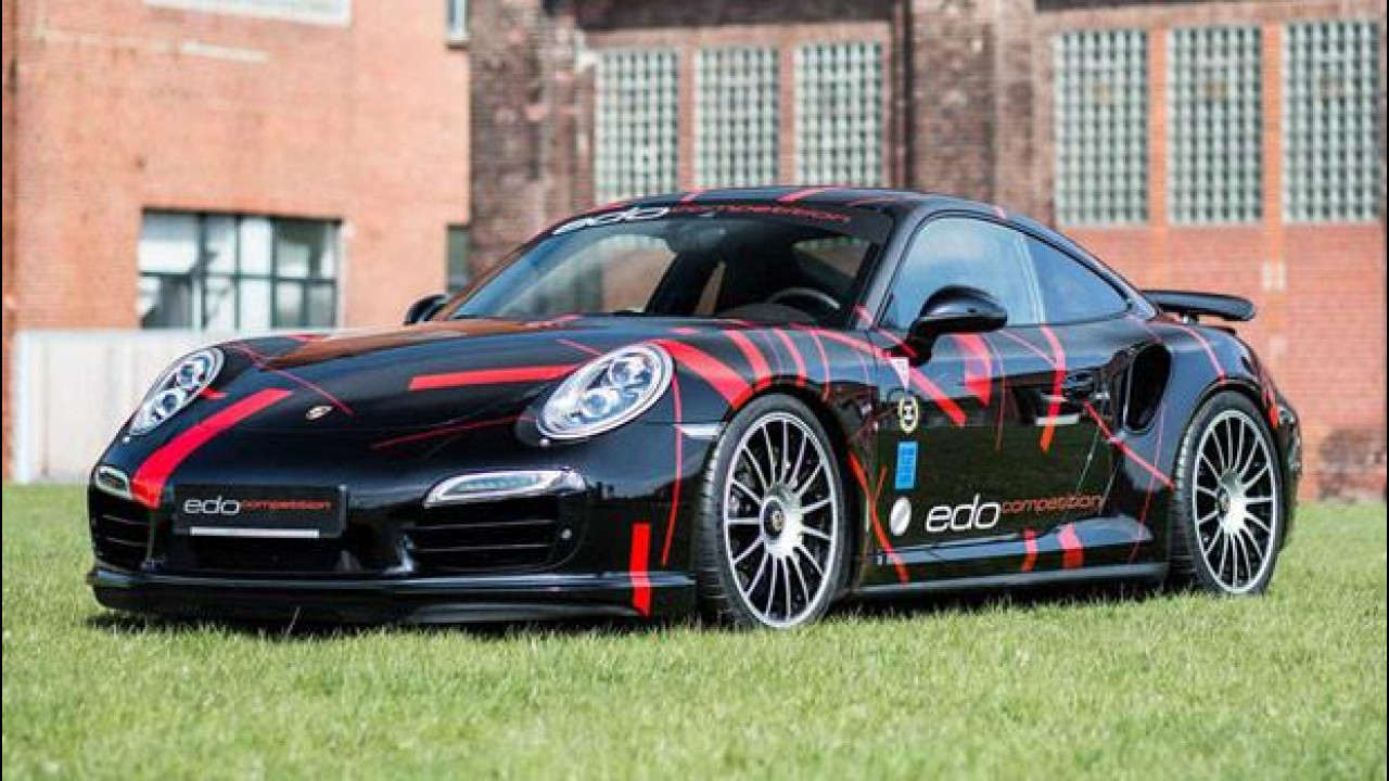 [Copertina] - Edo Competition Porsche 911 Turbo S
